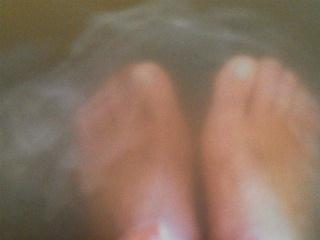 有馬ロールと足湯と僕